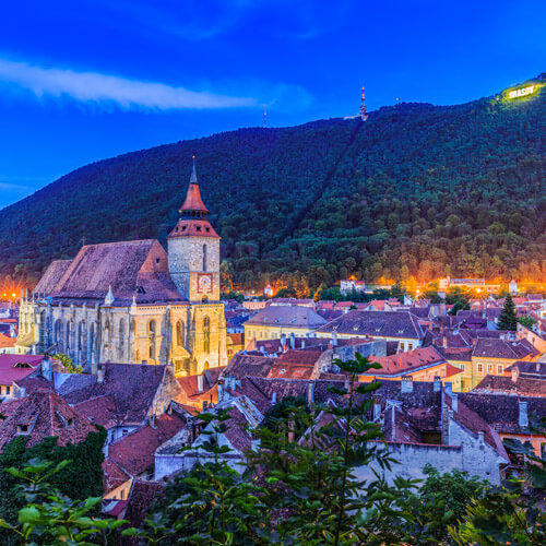 Hiking and City Trips Romania