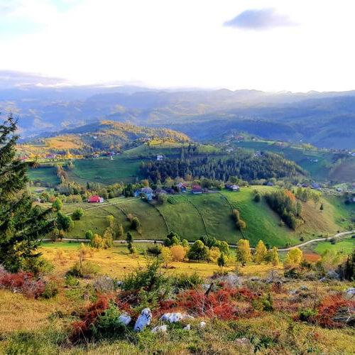 Hiking Romania